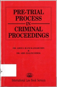 criminal proceeding1 Join over 201,000 law students who have used quimbee to achieve academic success in law school  and mobile devices, quimbee's criminal procedure outline covers.